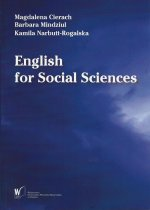 English for Social Sciences