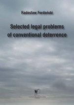 Selected legal problems of conventional deterrence